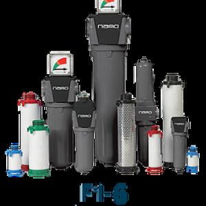 Filtro Industrial NANO F1-6 Disponible.